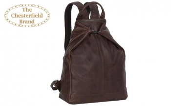 "Lederrucksack von ""The Chesterfield Brand"""