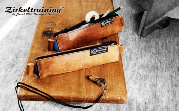 Federtasche // Pencil Case von Zirkeltraining